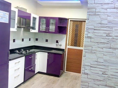 Dinner ideas  electric chimney modular kitchen design simple and beautiful also rh pinterest