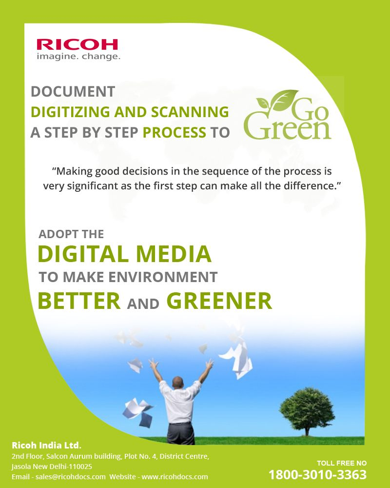 #Digitizing your paper #documents: What you need to know ?  #document_digitization