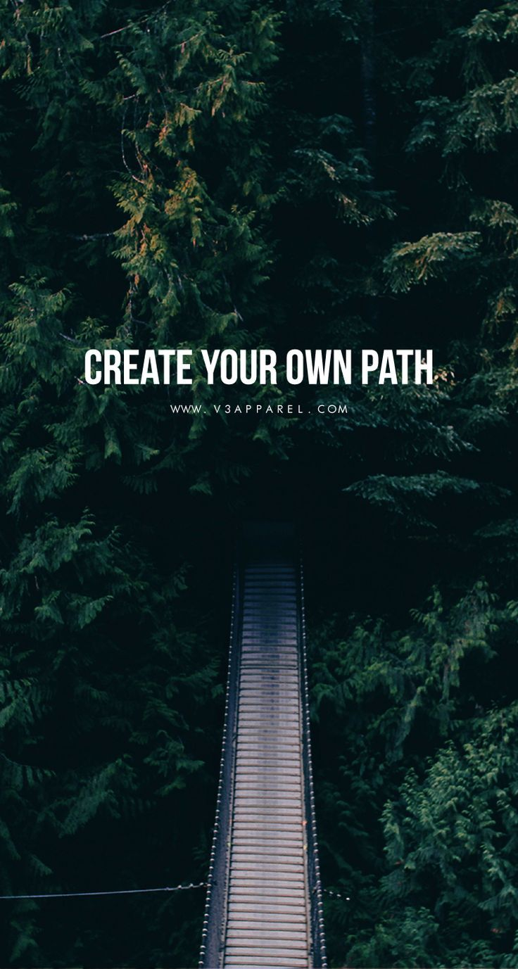 Be Inspired To Make Your Own Path With This Gorgeous: Quotes For Motivation And Inspiration QUOTATION