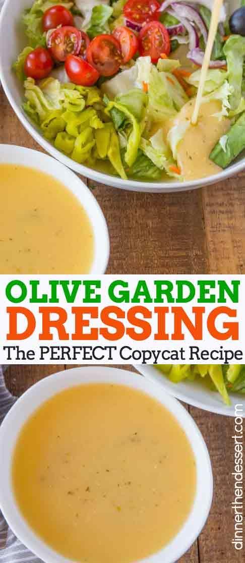 Olive garden italian salad dressing copycat recipe made - Olive garden italian salad dressing recipe ...