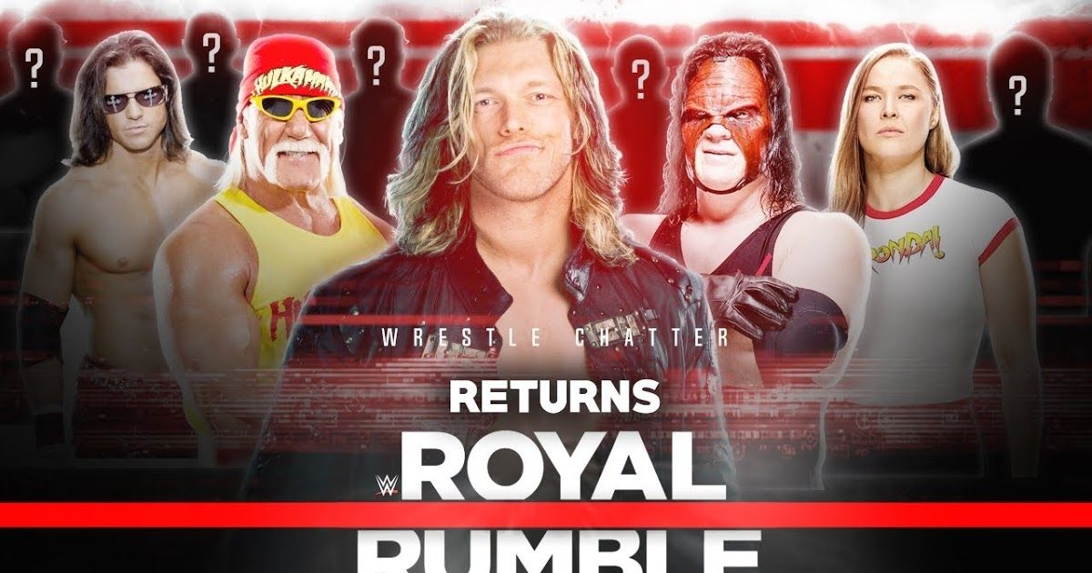 10 Superstars Return at Royal Rumble 2020 Predictions
