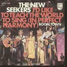 I'd Like to Teach the World to Sing (In Perfect Harmony) - Wikipedia, the free encyclopedia