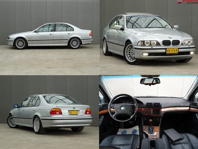 Bmw 5 Serie 528i Youngtimer Perfecte Staat Btw 1996 Occasions Autoweek Nl