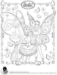 Image Result For Barbie Fairy Colouring Pages To Print Coloring