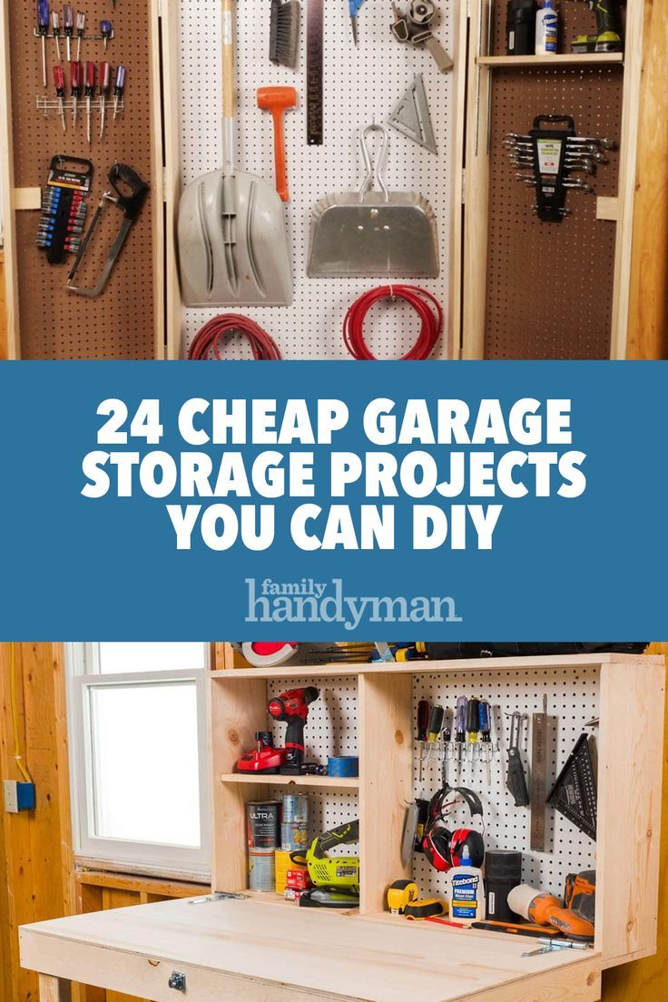 24 cheap garage storage projects you can diy garage on extraordinary affordable man cave garages ideas plan your dream garage id=24835