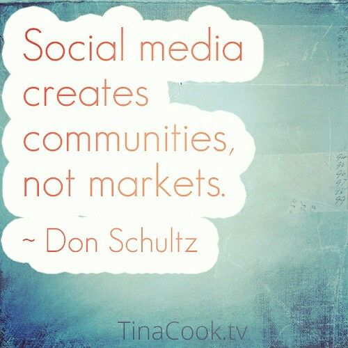 quotes about social media marketing Pin by Soulful Morsels on Soulful Morsels Marketing | Pinterest