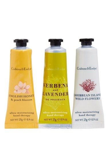 Crabtree & Evelyn Ultra-Moisturizing Hand Therapy Set ($24 Value) available at #Nordstrom