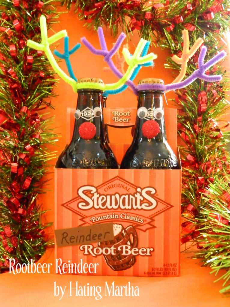 Reindeer Rootbeer A Great Gift Idea From Nelliebellie Beer Christmas Gifts Yule Gift Christmas