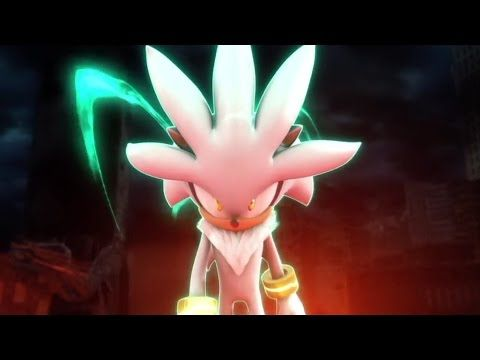 Sonic The Hedgehog 2006 Movie Silver Youtube Silver The Hedgehog Shadow The Hedgehog Sonic And Shadow