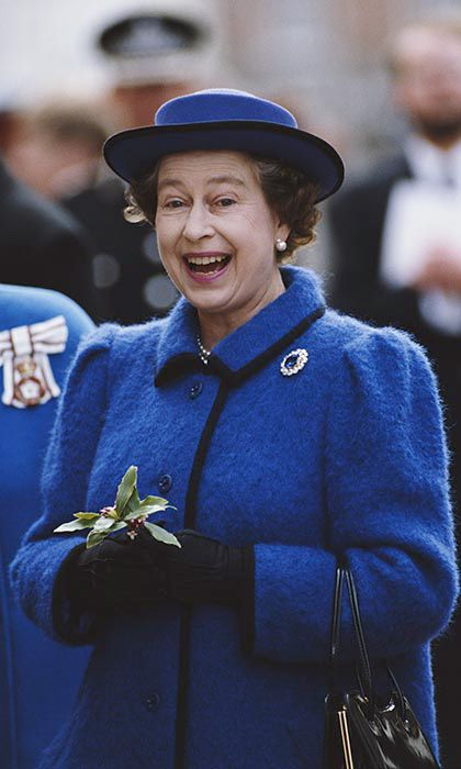 March 27, 1986 - Royal Maundy Service at Chichester Cathedral