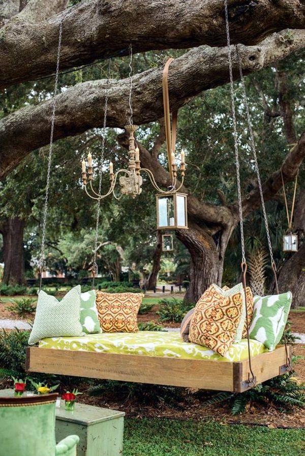 Tree Swing Ideas Easy Craft Ideas
