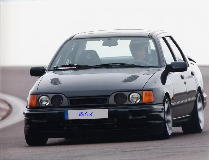 Ford Sierra Sapphire Rs Cosworth Ford Sierra Car Ford Ford Rs