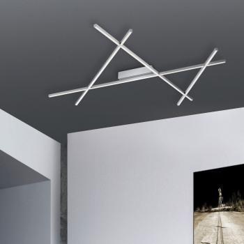 Paul Neuhaus Stick 2 Led Deckenleuchte Mit Dimmer 8052 55 Beleuchtung Fur Zuhause Led Deckenleuchte Led