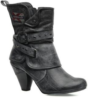 924f6467a Mustang Boots Grey - ShopStyle UK | My Style | Boots, Shoe boots, Shoes