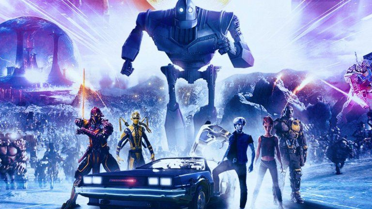 Review Book Vs Movie Ready Player One Talespinde Ready Player One Player One Ready Player One Movie