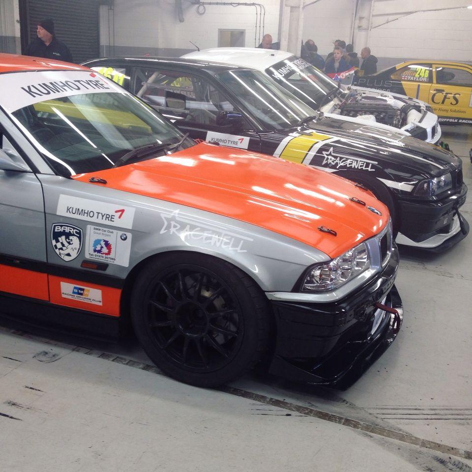 E36 M3 Racewell