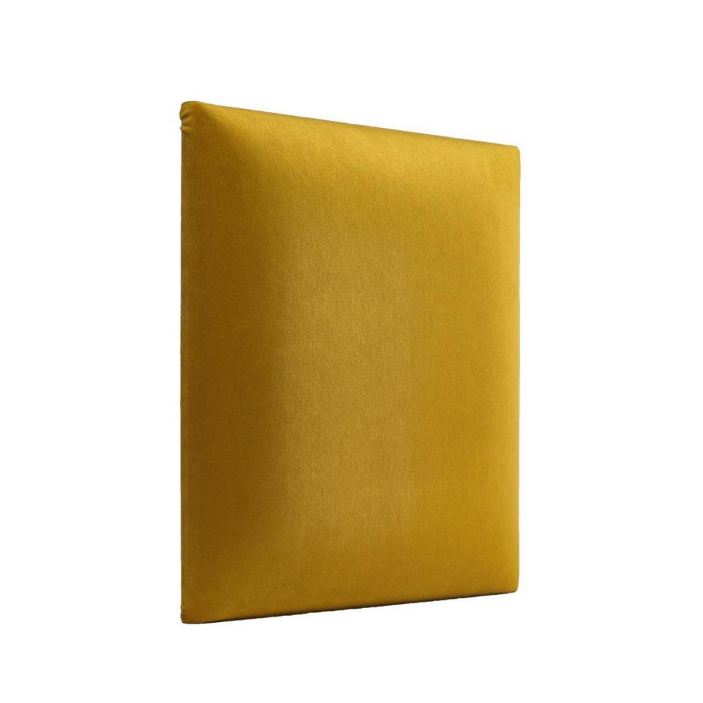 Panel Tapicerowany Musztardowy 30 X 30 Cm Panele Tapicerowane W Atrakcyjnej Cenie W Sklepach Leroy Merlin