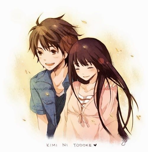 Kimi Ni Todoke 4 B L M Izle: Pin On Loving Anime