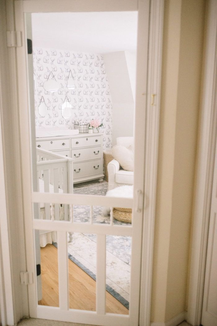 5 reasons to put a screen door in your babyu0027s room // A post that talks all about why we did it and why you should to! & 5 Reasons to Put a Screen Door on Your Babyu0027s Room | Pinterest ...