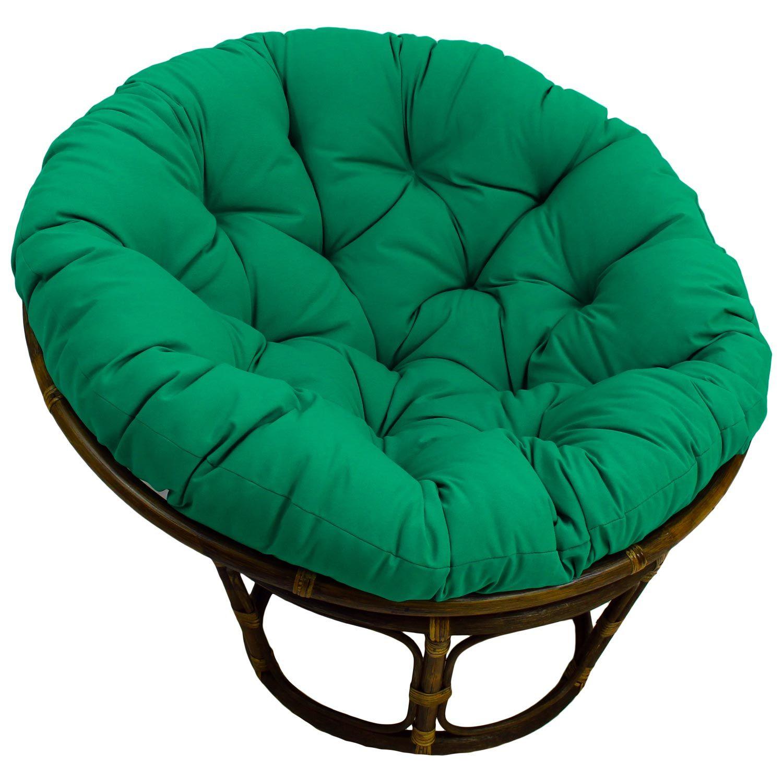 wicker papasan chair outdoor
