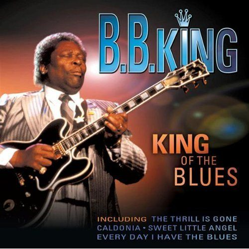 bb king album covers king of the blues cd african american music cd s black music music. Black Bedroom Furniture Sets. Home Design Ideas