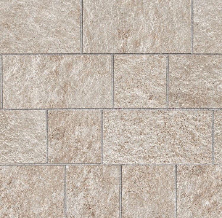 #Marazzi #Pietra Occitana Bianco #Mosaico 30x30 Cm MH85 | #Gres | Su  #casaebagno.it A 79 Euro/mq | #mosaico #bagno #cucina