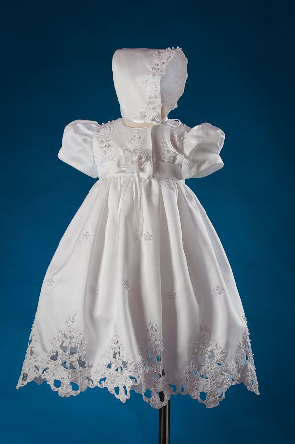55306f734 Tinytux offers girls christening gowns and baptism dresses in many styles.  Our christening outfits for