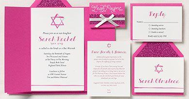 Invitations invite me pinterest bat mitzvah bat mitzvah invitations stopboris Image collections