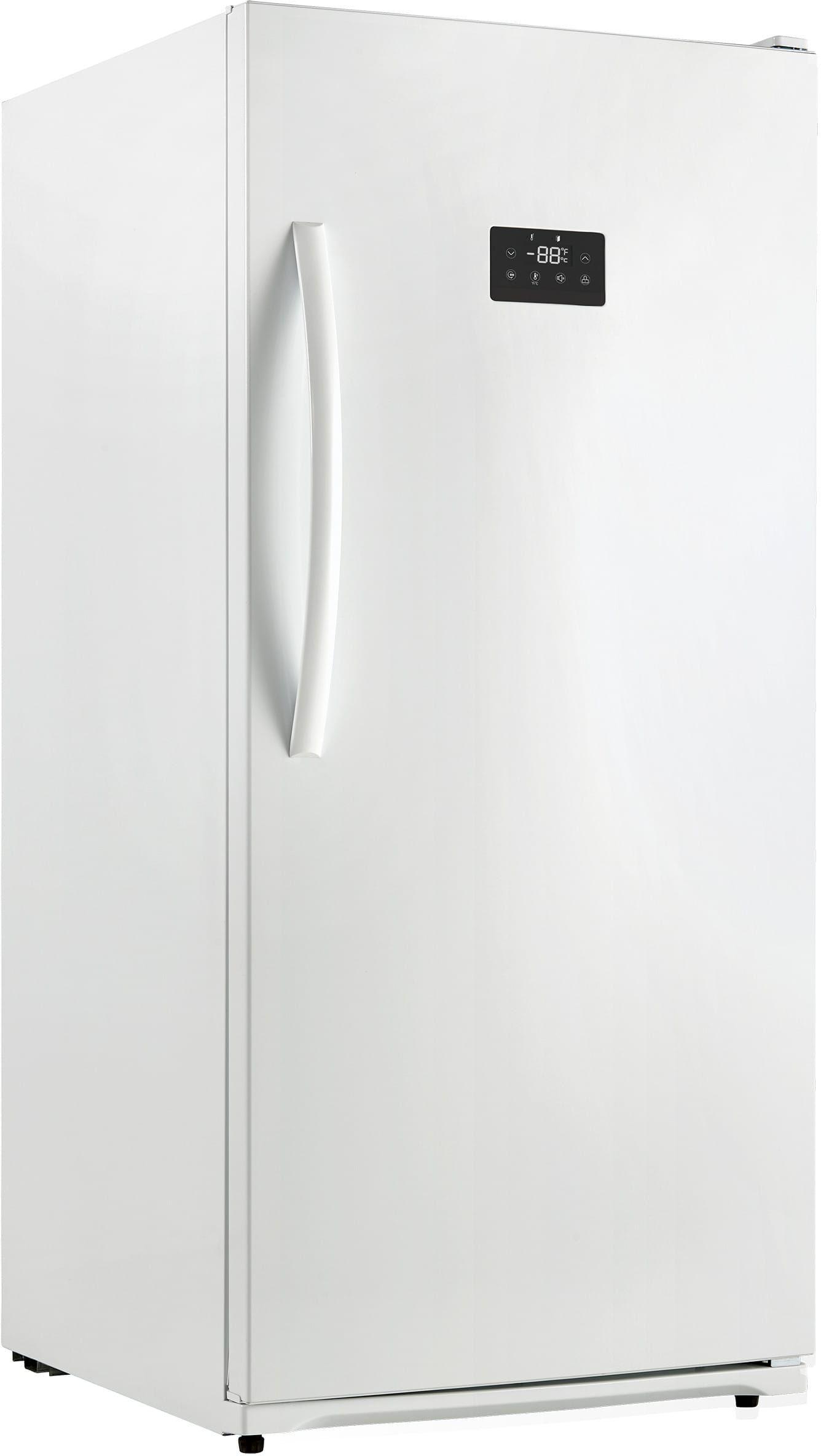 Danby duf138e1wdd 28 inch upright freezer with 138 cu ft