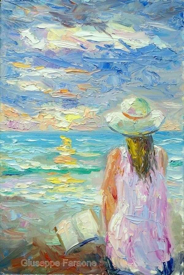 Epingle Par Fatima Saidi Sur Tableau Impressionnisme Artiste