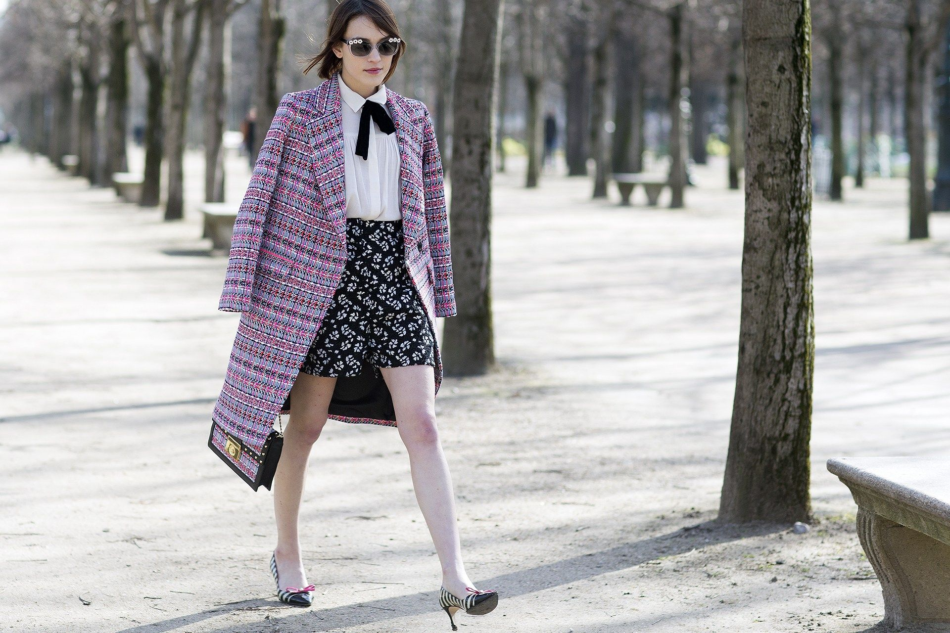 Skøn frakke