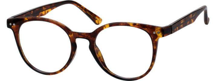 a1d6665f7fc Tortoiseshell Round Glasses  206825