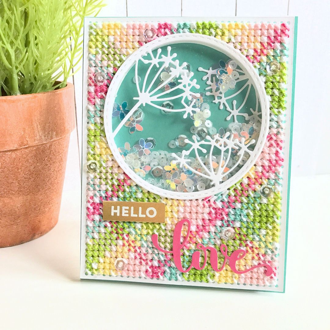 have you all seen the beautiful cards made with the