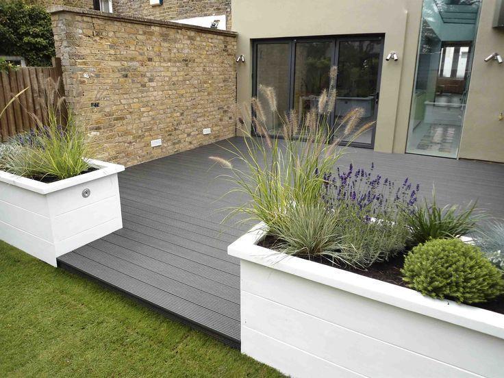 Wonderful garden terrace ideas with best terraces   - Kleiner Garten -
