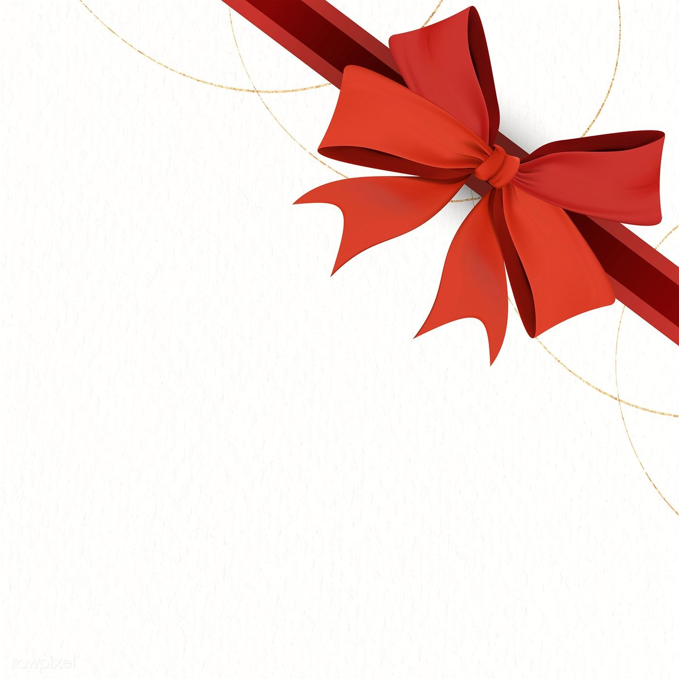 Download Premium Illustration Of Red Ribbon Element Illustration 1234177 Red Ribbon Ribbon Png Cute Christmas Wallpaper