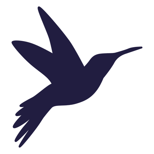 Hummingbird Flying Silhouette Ad Paid Paid Silhouette Flying Hummingbird Silhouette Silhouette Png Graphic Image