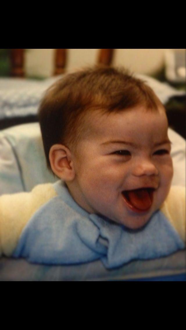 Josh Dun when he was a baby!!! He was(still) so cute