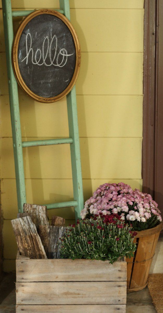 porch daybed plans 43 diy patio and porch decor ideas diy porch vintage ladder and