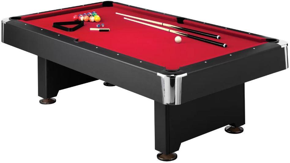 10 Heavy Duty 8 Ft Slate Pool Table