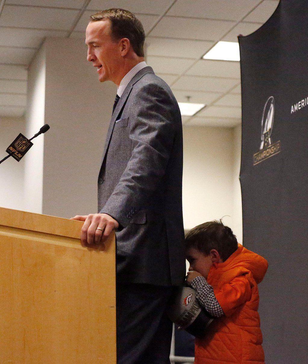 SportsCenter on Peyton manning, Manning nfl, Broncos
