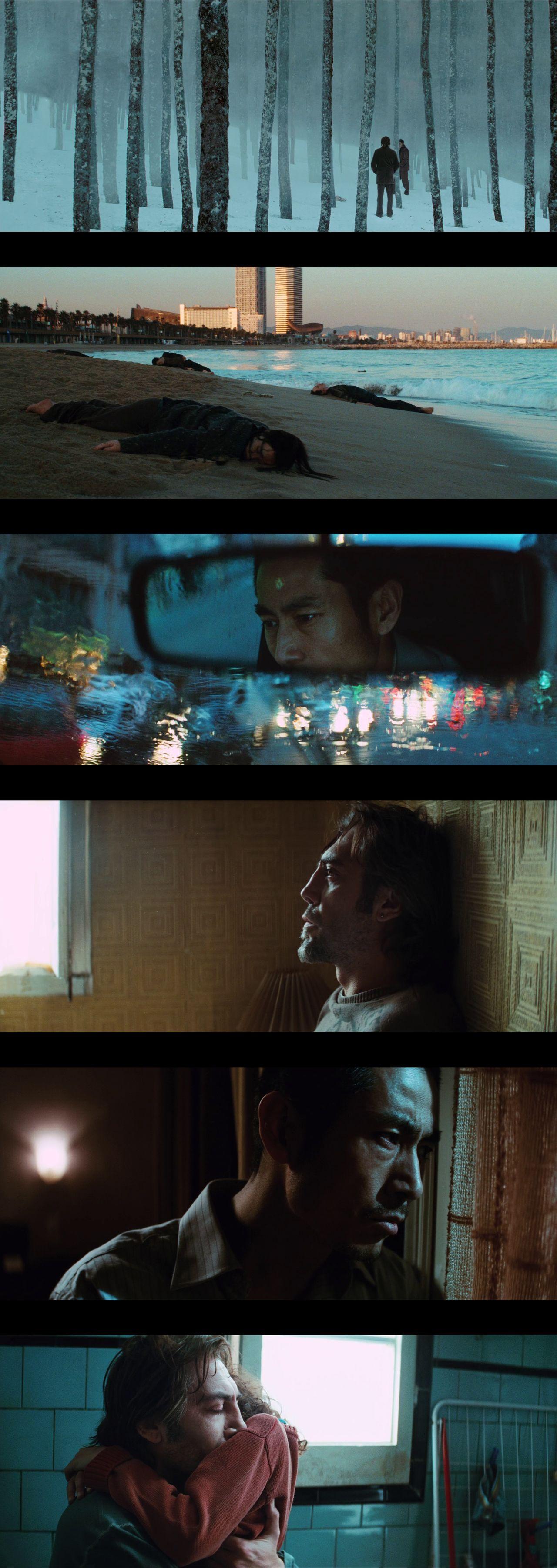 Biutiful (2010)  Directed by Alejandro González Iñárritu  Cinematography by Rodrigo Prieto