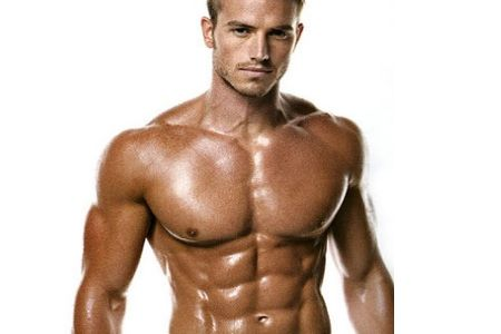 Image result for muscular chest