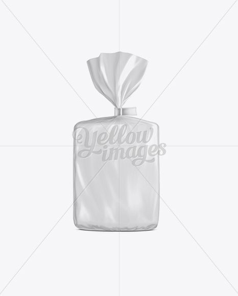 Download Small Plastic Bag With Clip For Bread In Bag Sack Mockups On Yellow Images Object Mockups Small Plastic Bags Plastic Bag Psd Template Free