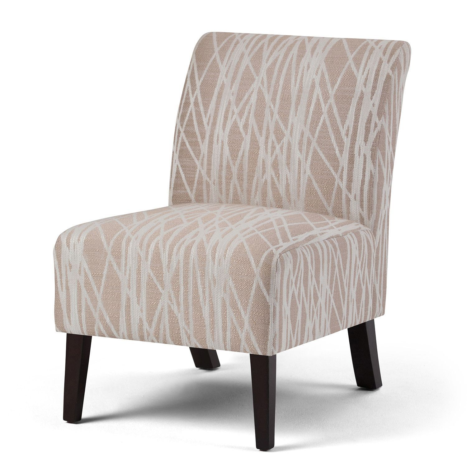 Woodford Fabric Accent Chair