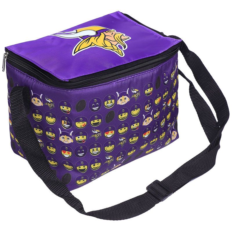 Minnesota Vikings Teamoji Lunch Box