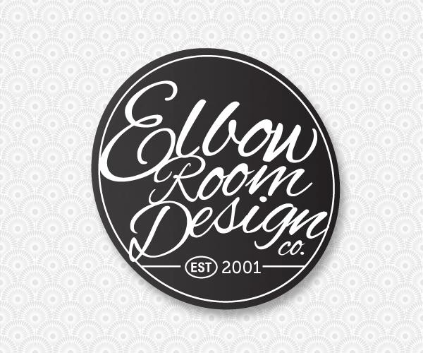 New! Elbowroom Design logo.