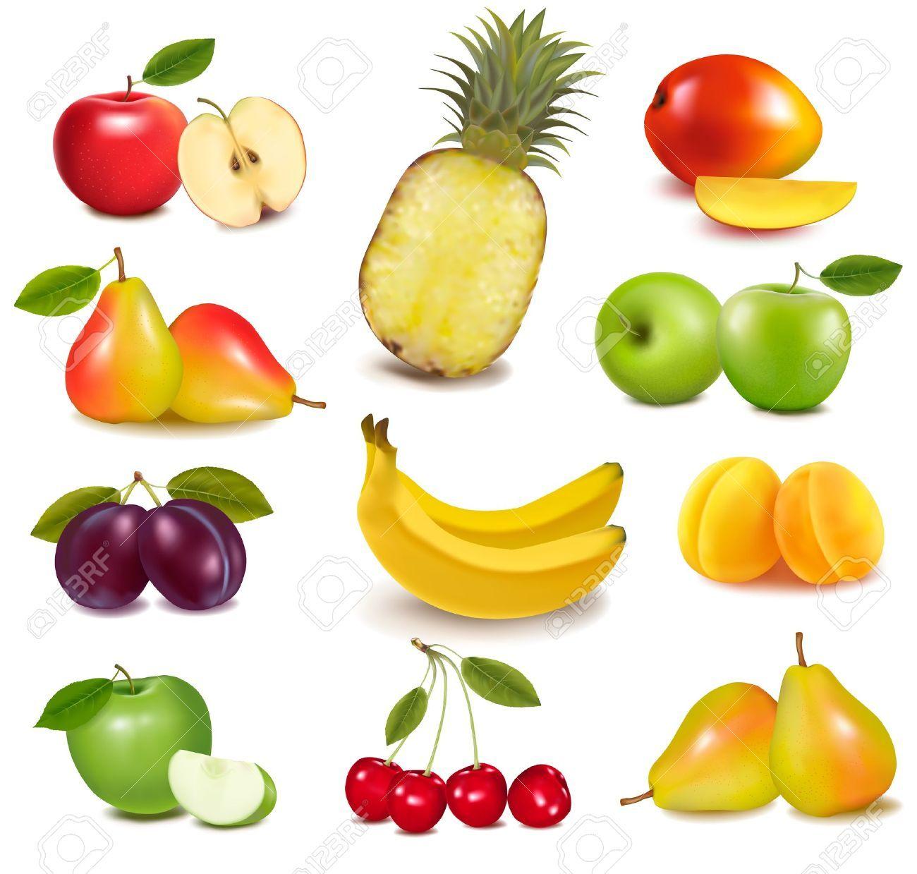 Frutas Vector Png Buscar Con Google