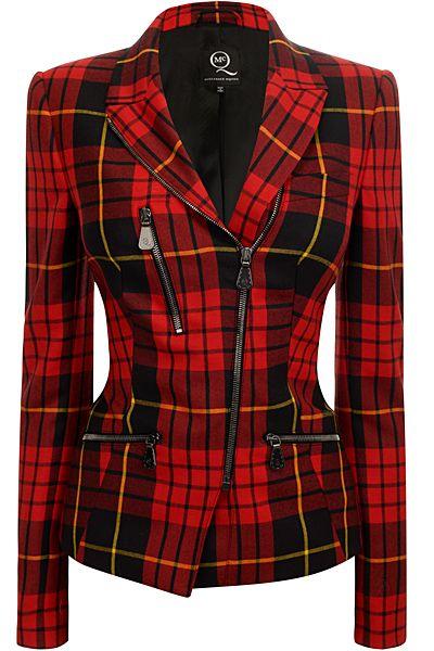 Alexander McQueen - McQ Womenswear - 2013 Fall-Winter   Fashion ... 3d5b09c3b4f