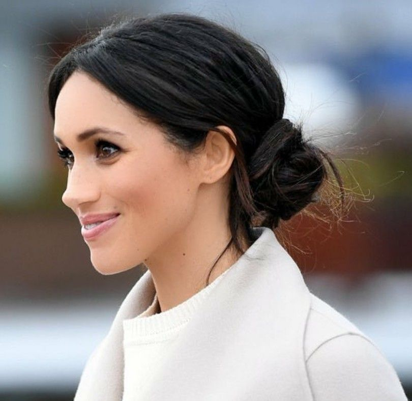 The Beautiful Meghan Markle The Duchess Of Sussex Meghan Markle Hair Royal Hairstyles Hair Looks