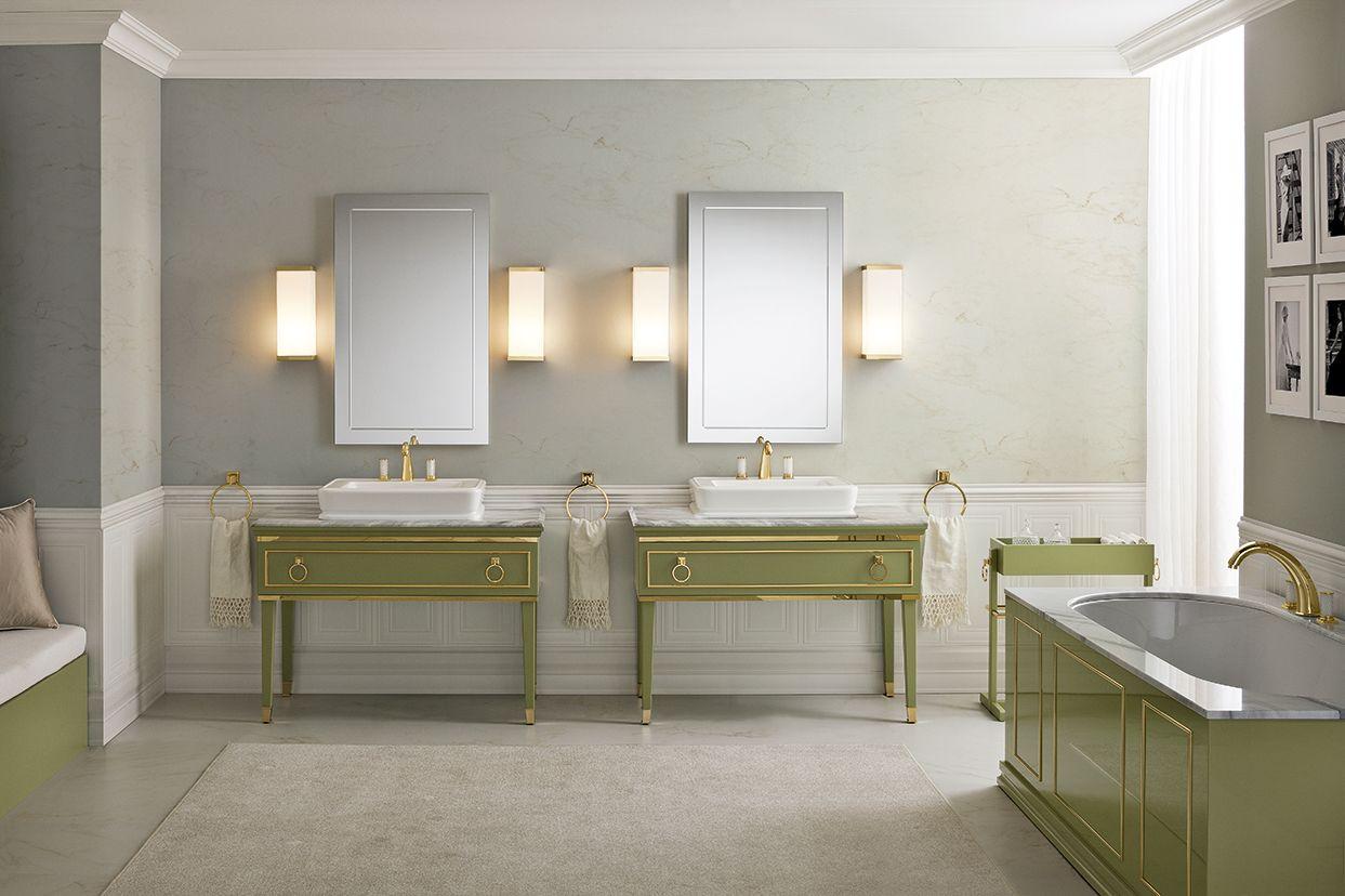 A1 Luxury Bathrooms & Kitchens lutetia luxury bathroom collection, designedmassimiliano raggi